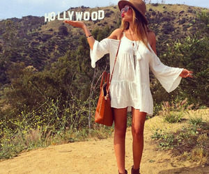 outfit and hollywood image