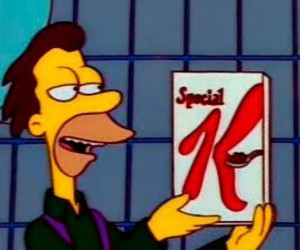 lol, Special K, and the simpsons image