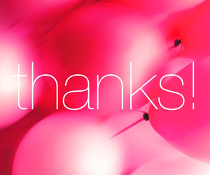 followers, happy, and pink image
