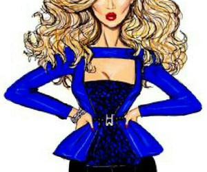 beyoncé, hayden williams, and drawing image