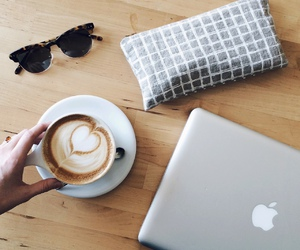 coffee and apple image