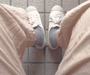 aesthetic, shoes, and clothes image