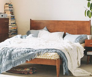 bed and inspiration image