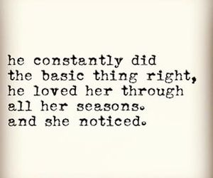 quote, season, and love image