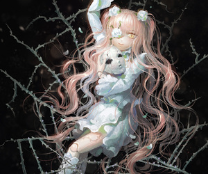 ball jointed doll, rozen maiden, and kirakishou image