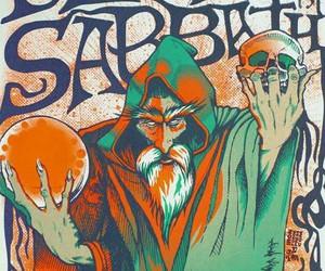 band, metal, and Black Sabbath image