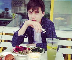 nick robinson, boy, and bae image
