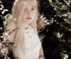 Elle Fanning, pretty, and fanning image