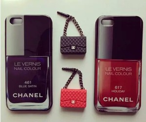 chanel, cover, and iphone image