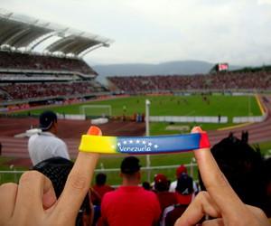 futbol, venezuela, and vinotinto image