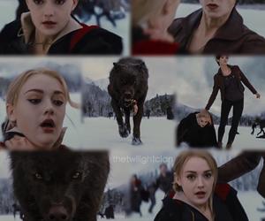 alice cullen, twilight, and werewolf image
