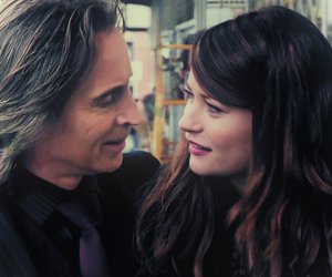 once upon a time, rumbelle, and belle image