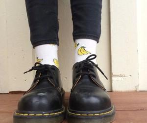 grunge, banana, and aesthetic image