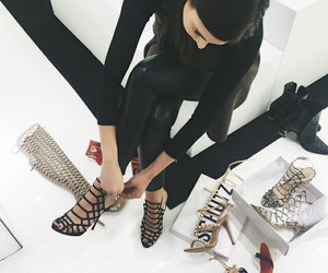 classy, fashion, and shoes image