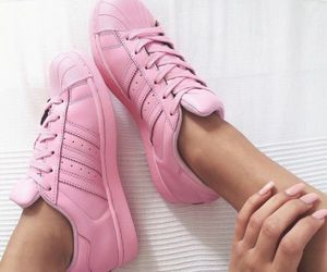 adidas, outfits, and pastel image
