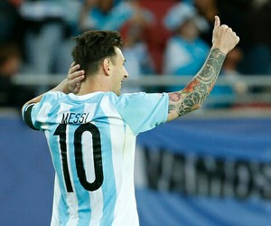 lionel messi and argentina nt image
