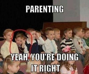 funny, parenting, and kids image