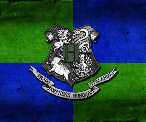 draco malfoy, ravenclaw, and harry potter image