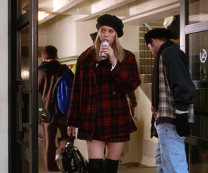 Clueless, movie, and vintage image
