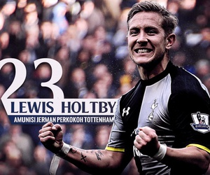 lewis holtby image