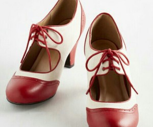 1950, fashion, and heels image