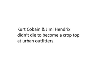 band, kurt cobain, and quotes image