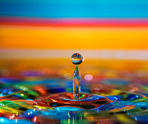 color, drop, and water image