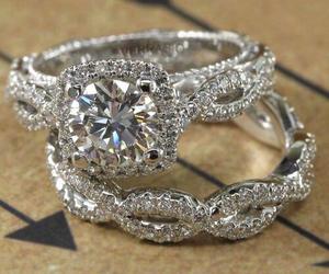 beauty, cool, and diamond image