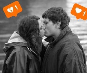 skins, love, and kiss image