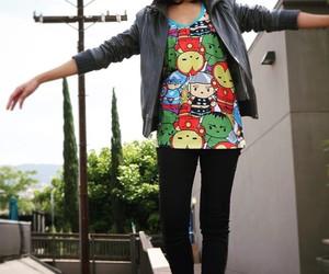 Avengers, fashion, and girl image