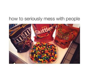 candy, chocolate, and funny image