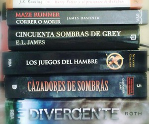 harry potter, j.k rowling, and cazadores de sombras image