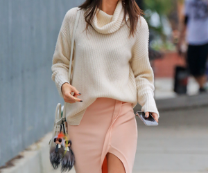 kendall jenner, make up, and outfit image