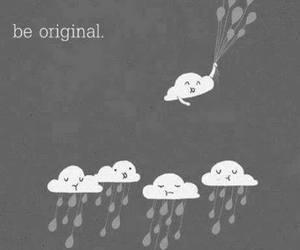 original, clouds, and rain image