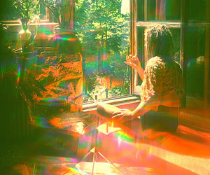hippie and nature image