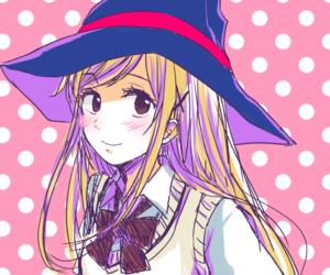 girl, yamada kun to nin majo, and witche image