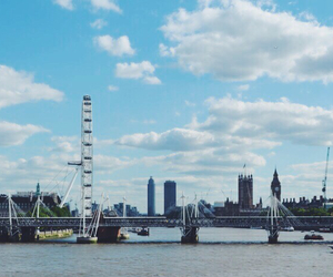 beautiful, life, and london eye image