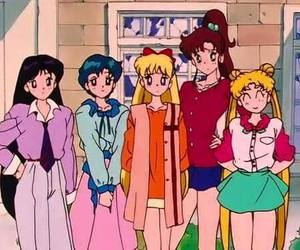 anime, sailor moon, and beauty image