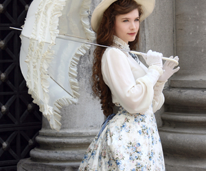 classic lolita, lolita fashion, and victorian maiden image