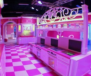 barbie, dream house, and life size image