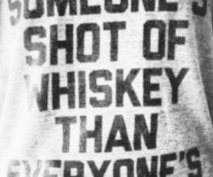 be yourself, whiskey, and grunge image