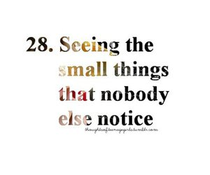 quote, small things, and text image