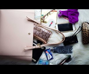 bag, purse, and tory burch image