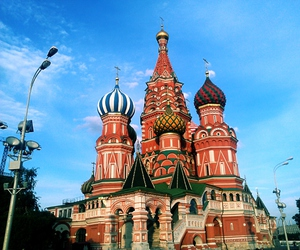 beautiful, photo, and Red Square image