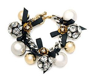 betsey johnson, bracelet, and jewelery image