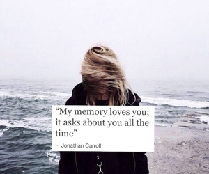 boy, girl, and memories image