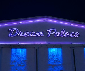 light, blue, and Dream image