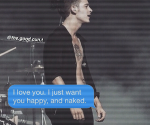 texts, the 1975, and matty healy image