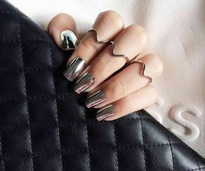 fashion, love, and nails image