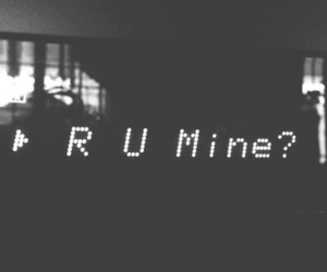 arctic monkeys and r u mine image